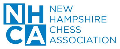 New Hampshire Chess Association Logo